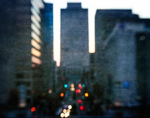 Urban Blur I