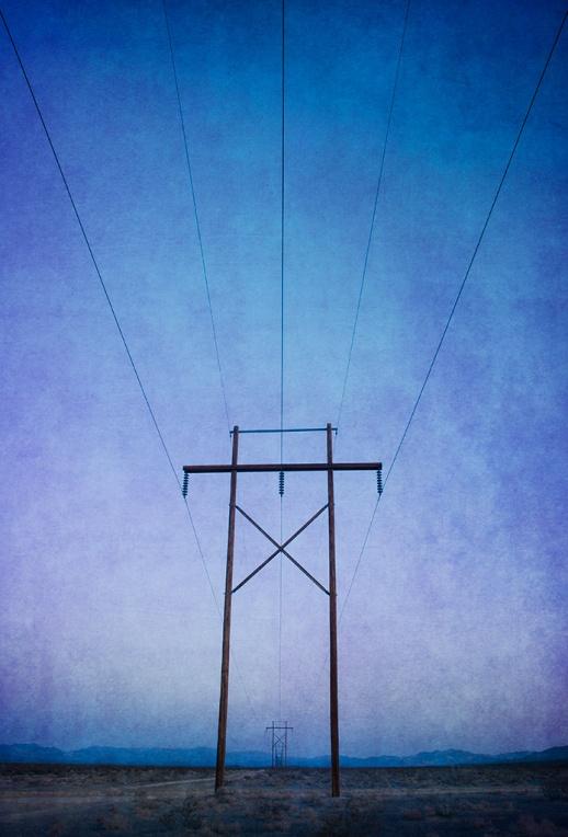 Desert Wires