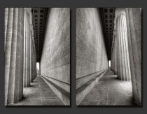 Parthenon Diptych