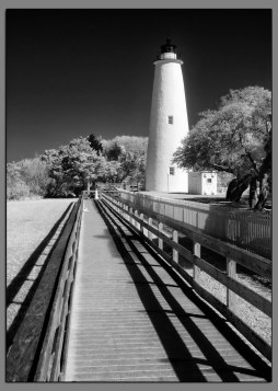 Infrared Lighthouse