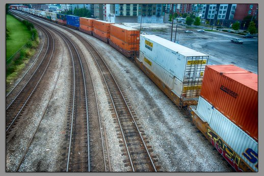 Union Station Rail Yard #2