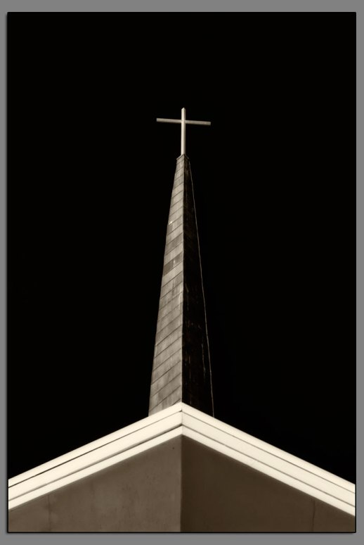 Leipers Fork Steeple
