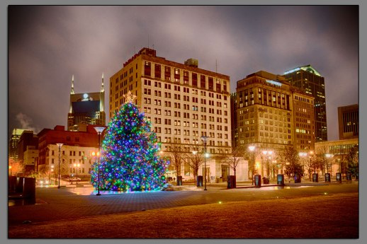 Nashville Christmas Tree 02