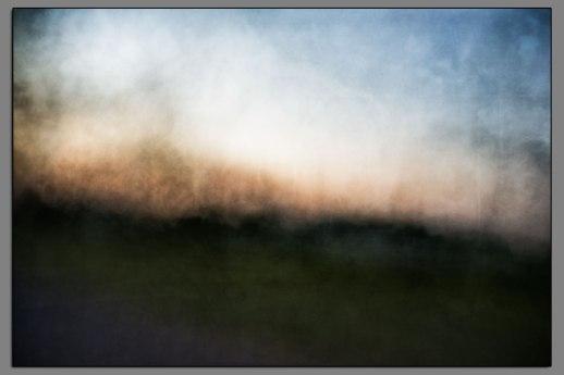Sunrise over Mt. Olivet...