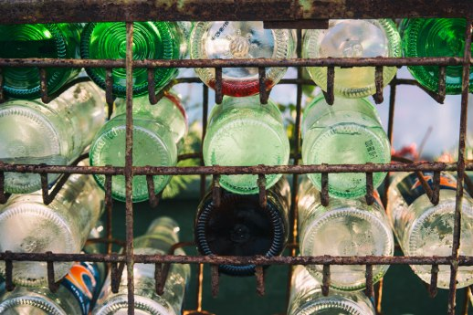 """Bottles"", Bell Buckle, TN ~ © ALL IMAGES COPYRIGHT PROTECTED. ALL RIGHTS RESERVED. – DAVID L. MOREL ~ 2014"