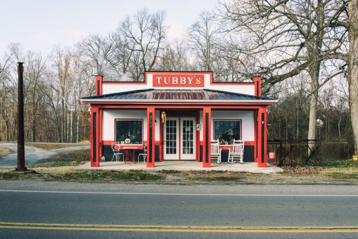 """Tubby's"", Vanleer, TN ~ © ALL IMAGES COPYRIGHT PROTECTED. ALL RIGHTS RESERVED. – DAVID L. MOREL ~ 2014"