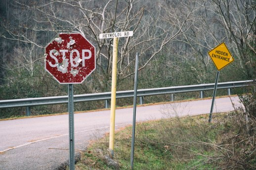"""Stop"",  Oakdale, TN ~ © ALL IMAGES COPYRIGHT PROTECTED. ALL RIGHTS RESERVED. – DAVID L. MOREL ~ 2015"