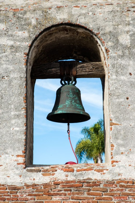 """Mission Bell"", San Juan Capistrano, CA ~ © ALL IMAGES COPYRIGHT PROTECTED. ALL RIGHTS RESERVED. – DAVID L. MOREL ~ 2015"