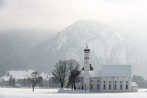 St. Colman Church, Schwangau, Germany © ALL IMAGES COPYRIGHT PROTECTED. ALL RIGHTS RESERVED. – DAVID L. MOREL ~ 2015