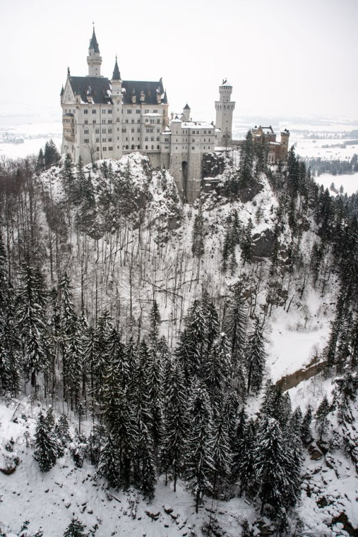 Neuschwanstein Castle, Schwangau, Germany © ALL IMAGES COPYRIGHT PROTECTED. ALL RIGHTS RESERVED. – DAVID L. MOREL ~ 2015